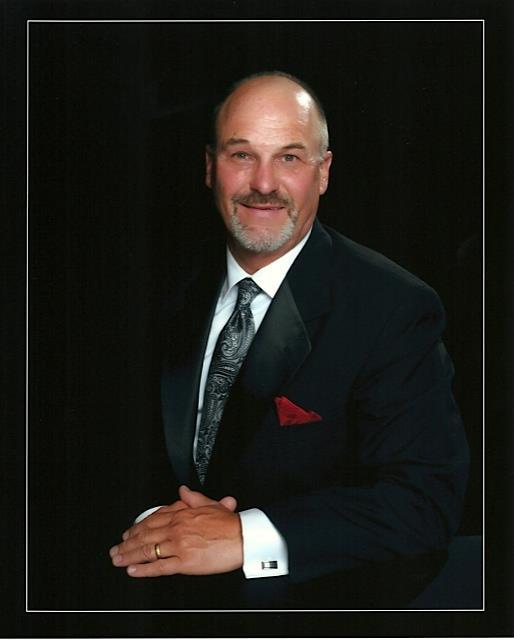Senior Pastor Don Pritchard