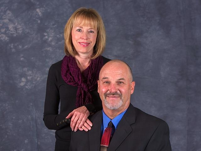 Senior Pastors Don & Sue Pritchard