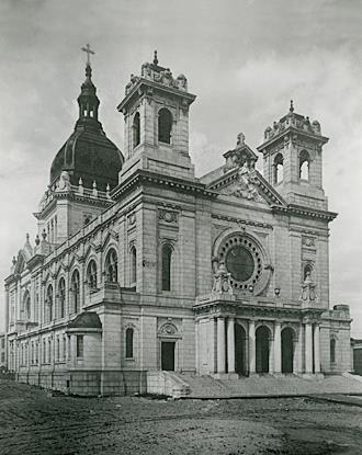 The Basilica of Saint Mary 1913-1914