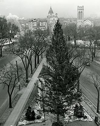 Christmas Tree 1938