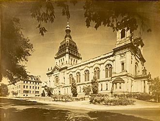 The Basilica of Saint Mary 1931