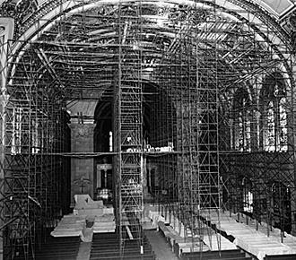 Interior Restoration 1952