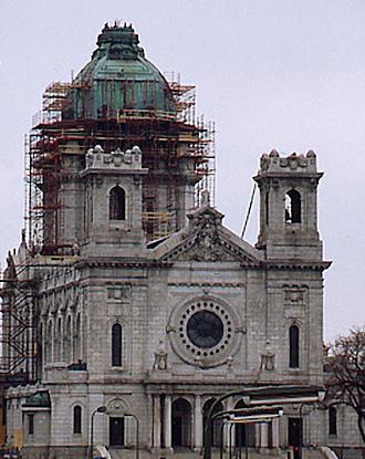 Dome Renovations 1992