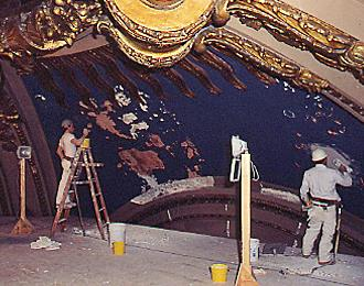 Interior Renovations 1992