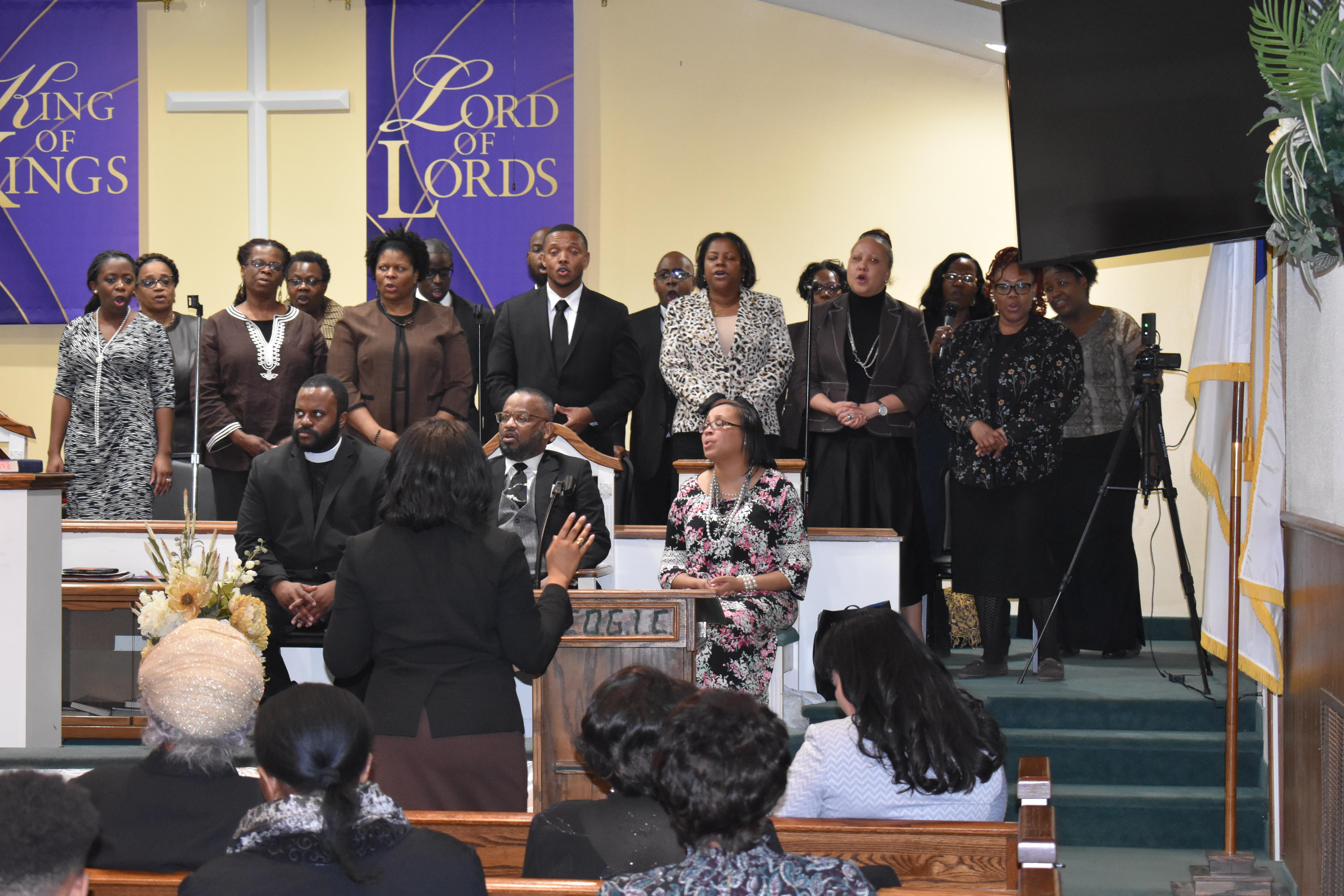 PASTOR PRUITTE: HOLINESS TABERNACLE COGIC