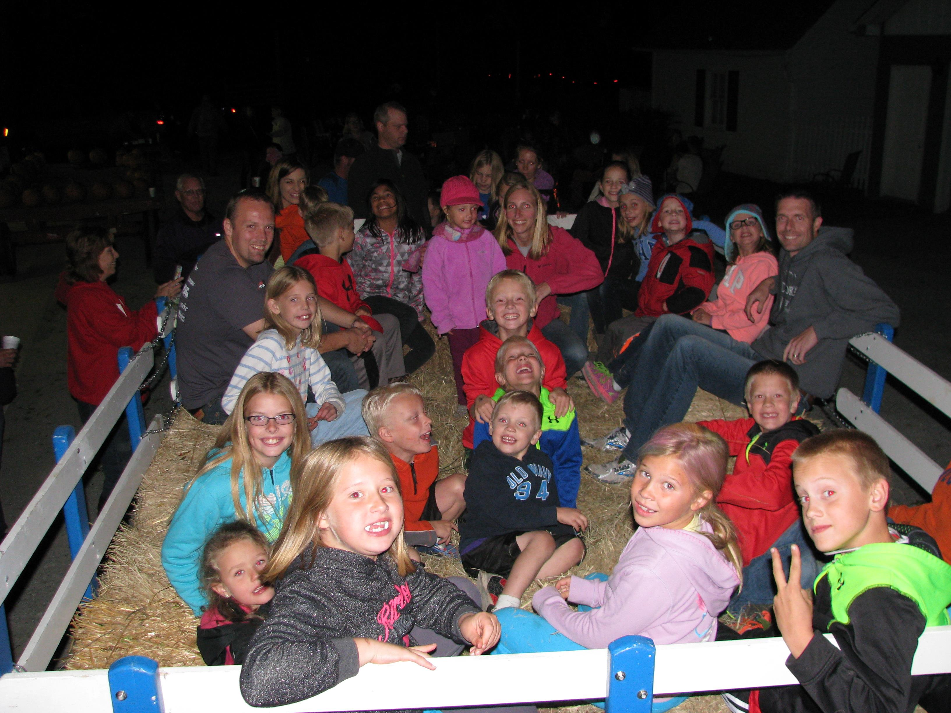 Family Night - 10/14/2015