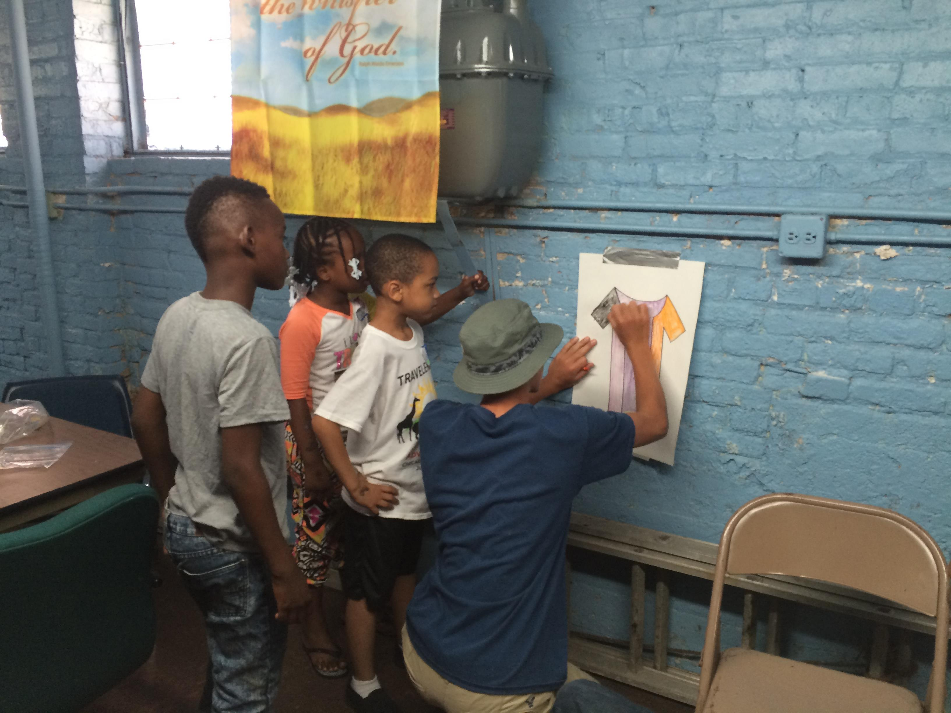 VBS In Roseland