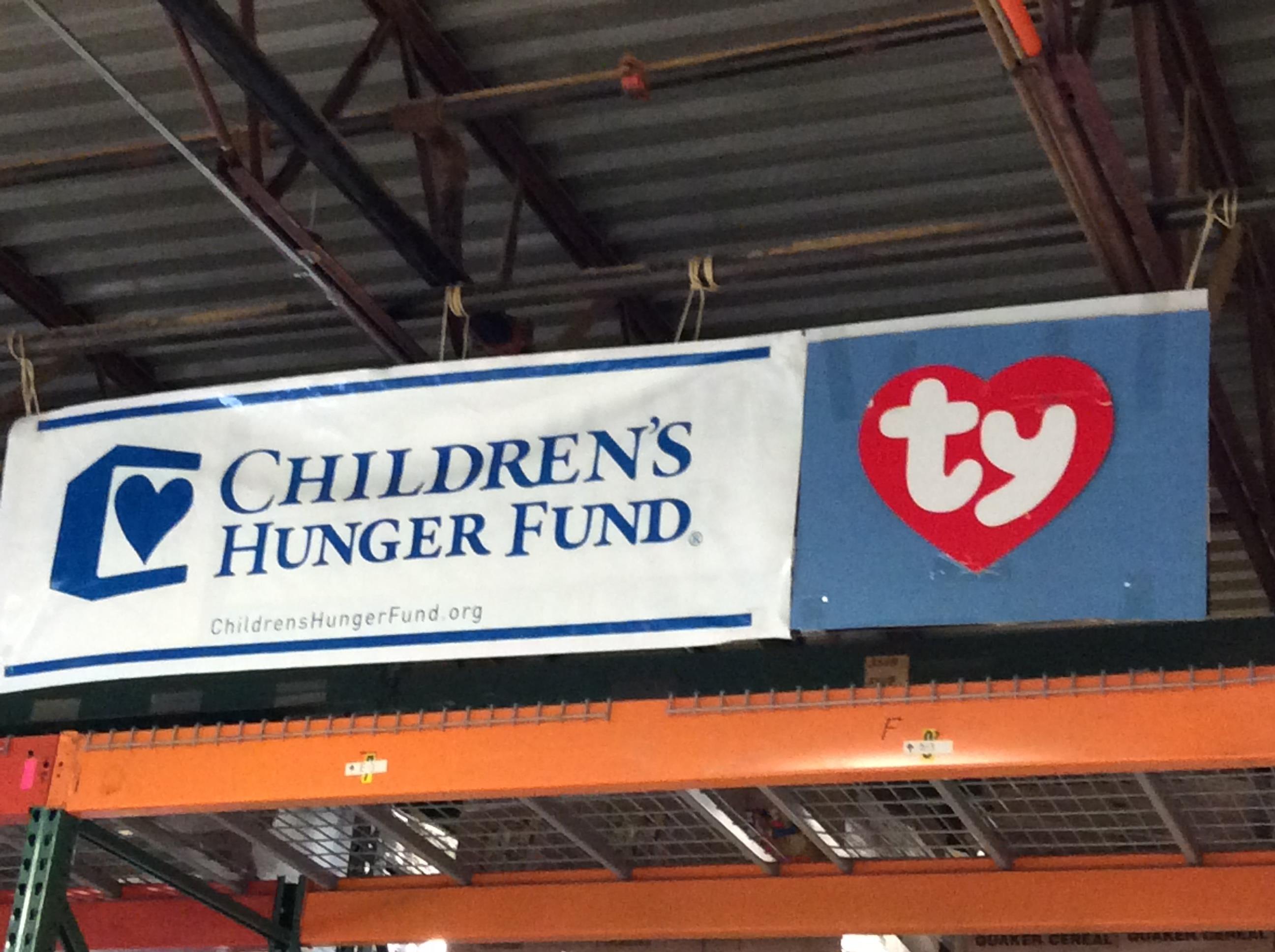 Service Project:  Children