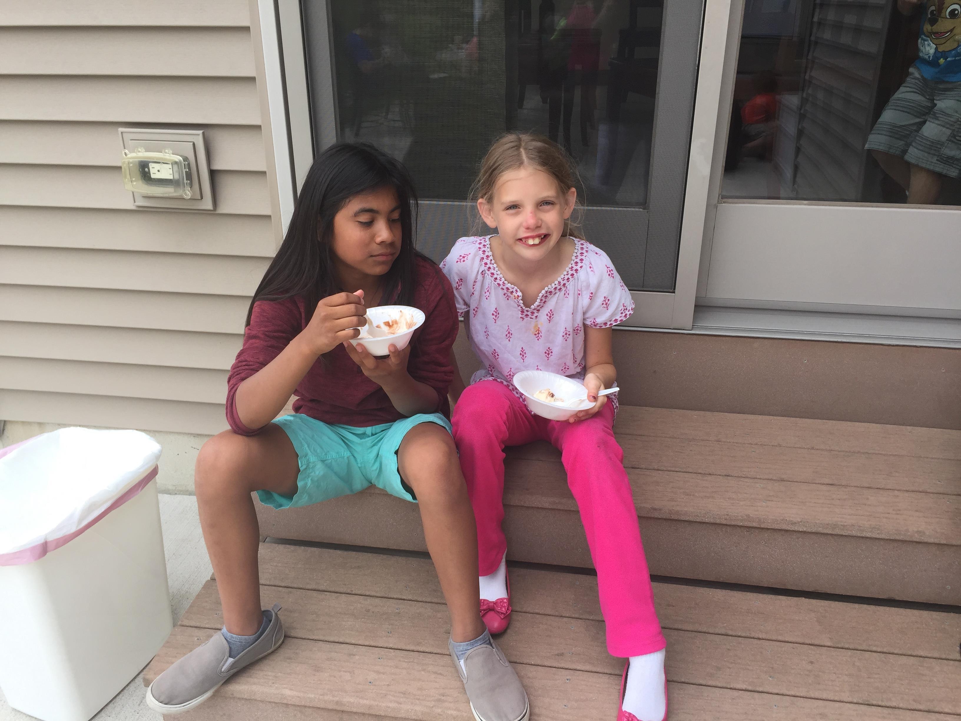 Ice Cream Social With Stephanie!