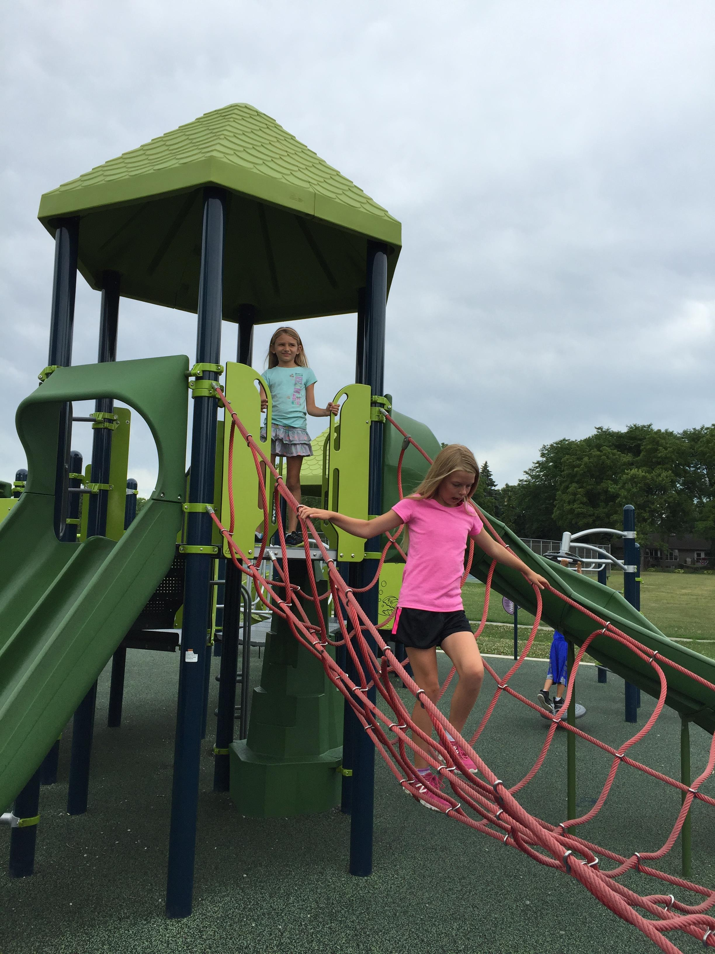 July 13, 2016 Summer Park Play Date