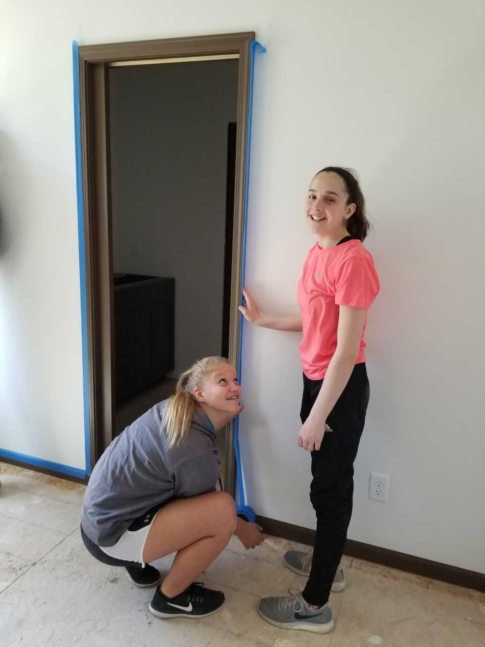 Jr. High Catechism Service Project