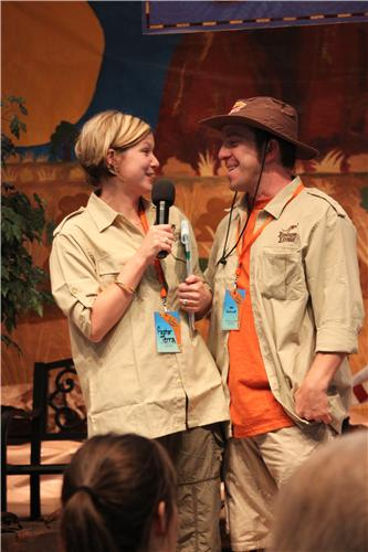 "VBS 2009: ""The Boomerang Express"""