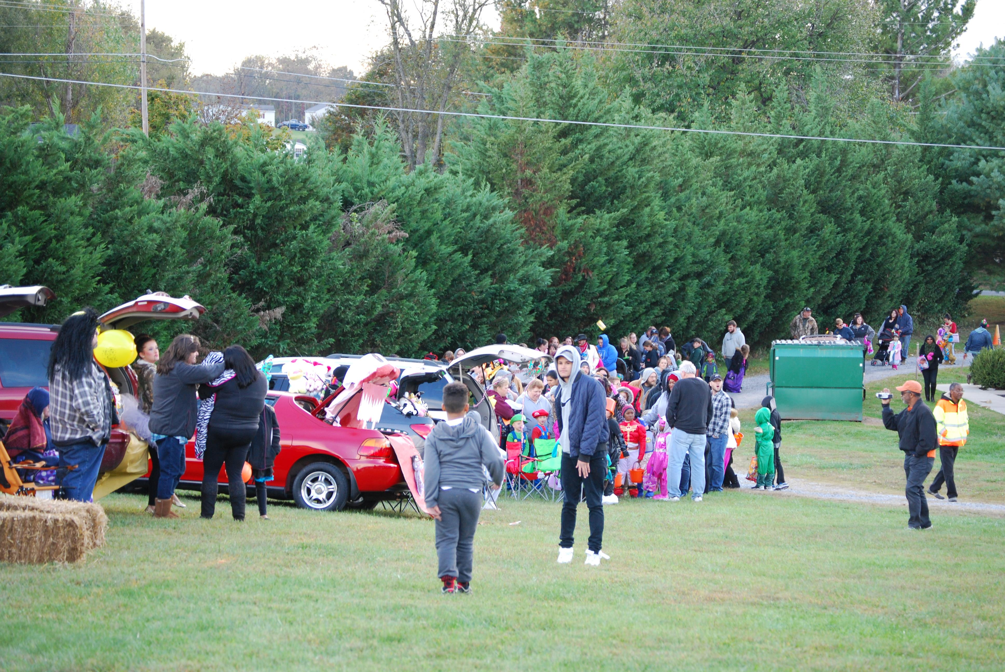 Trunk or Treat - 2015