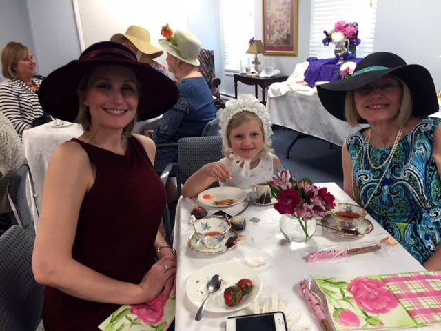KGPC Ladies Tea 2015