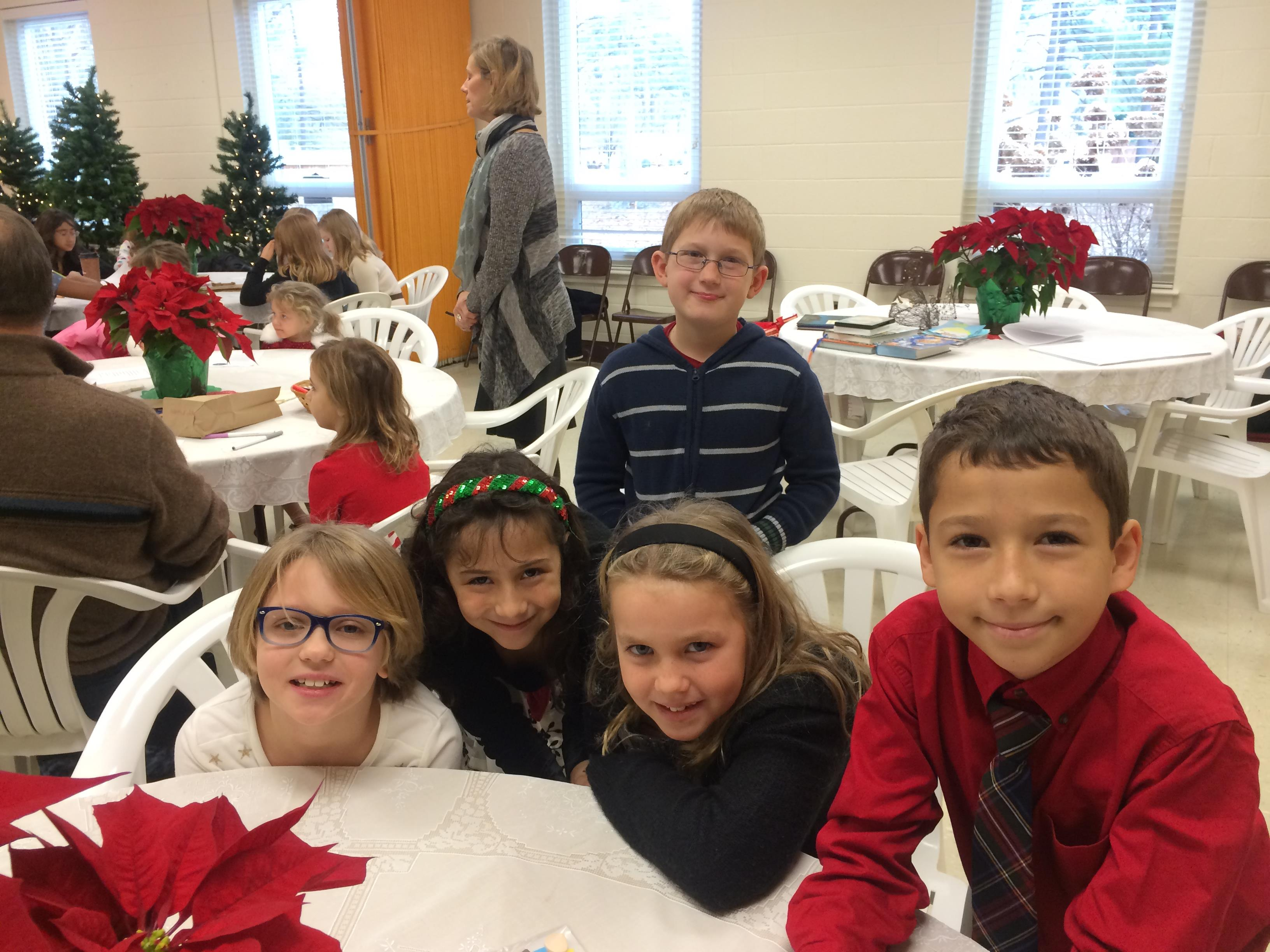 Children's Ministry Advent Activities