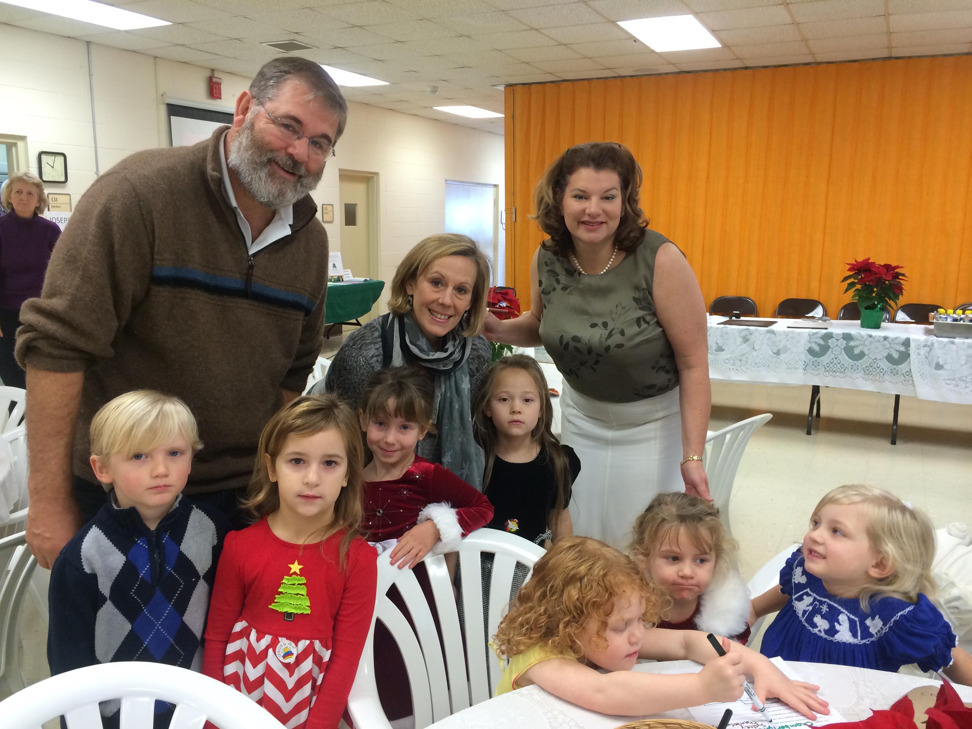 Sunday School during Advent