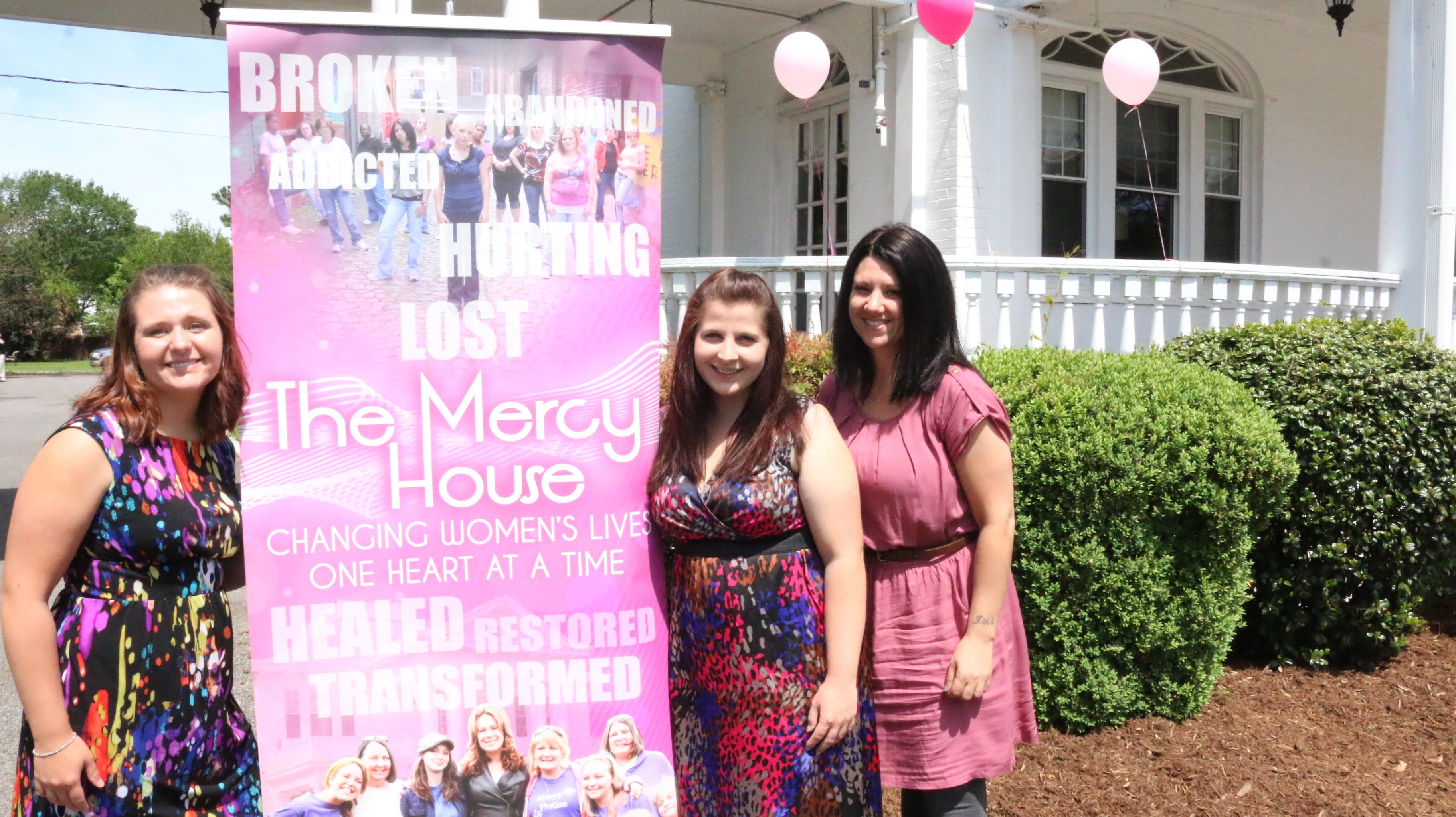 Mercy House Luncheon