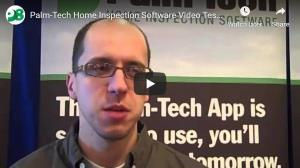 Wes Mast of Home Pro-spect Home Inspection Services shares why he likes Palm-Tech Home Inspection Software