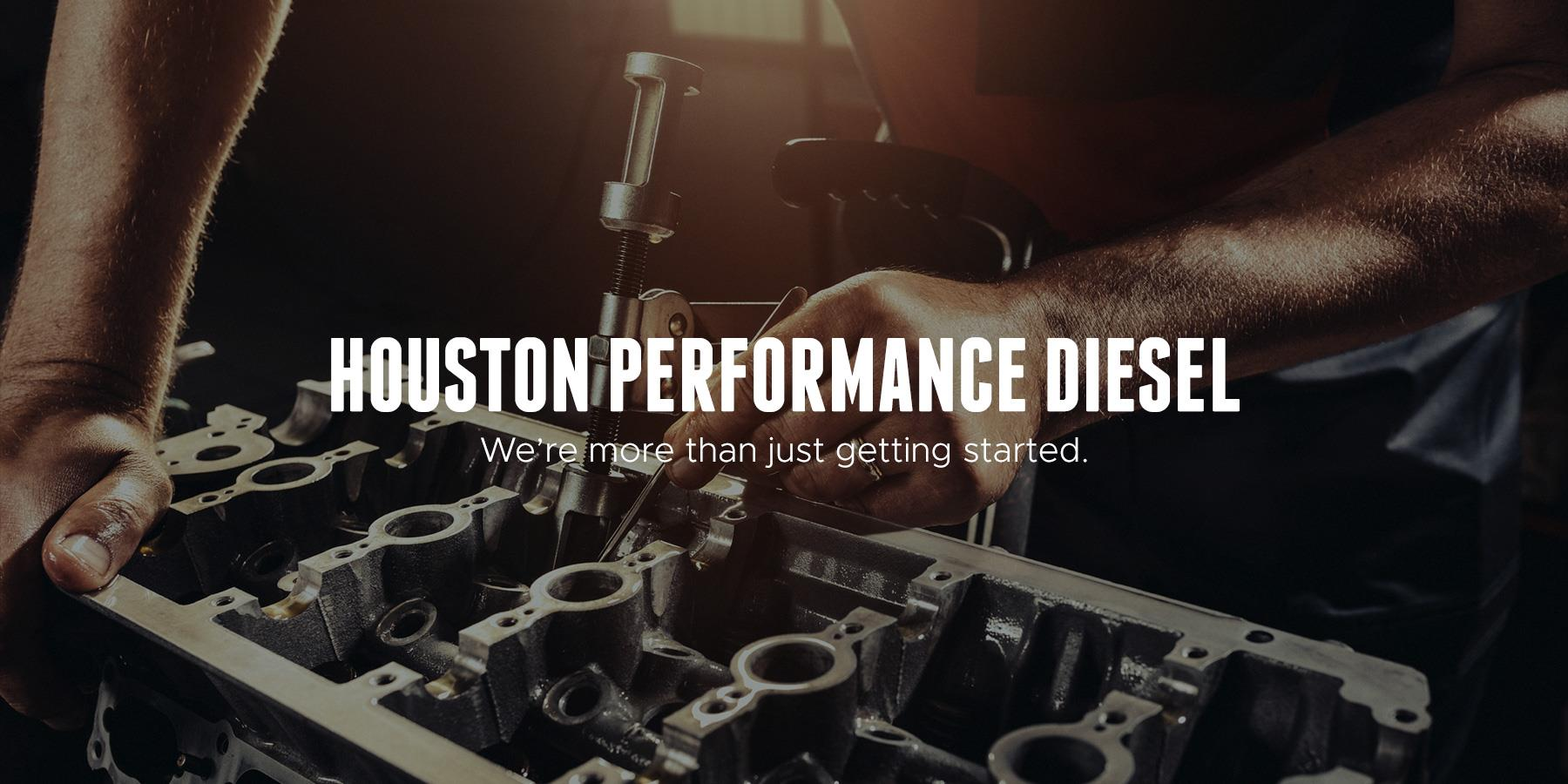Welcome to Houston Performance Diesel