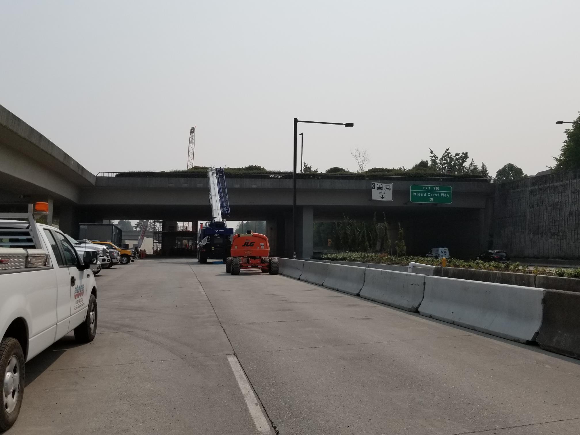 E-130 Sound Transit East Link
