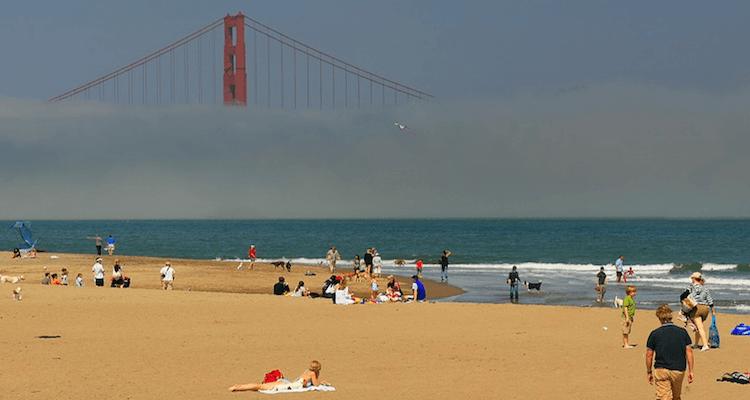 beach-golden-gate-bridge-SF-Bay-area-California-usa-travel-