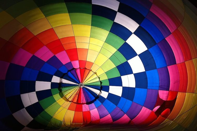 Napa Valley Hot Air Balloon Tour