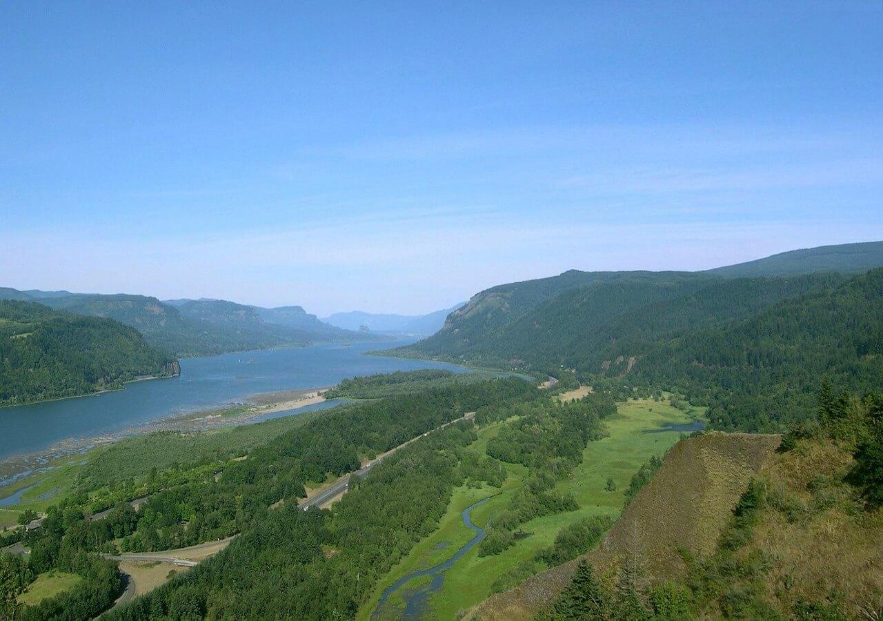 浪漫西雅图 - 海岸星光号 - 雷尼尔火山 - 海红木 - 火山湖国家公园 - 玫瑰之都波特兰