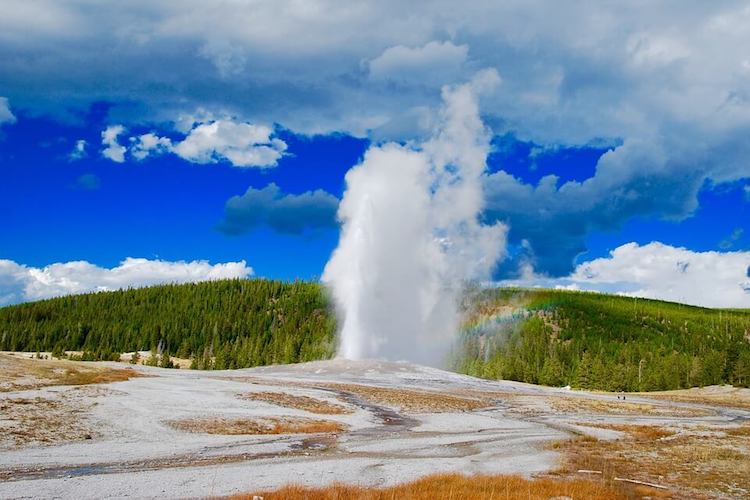 4 Days Yellowstone Landscape Sightseeing Tour