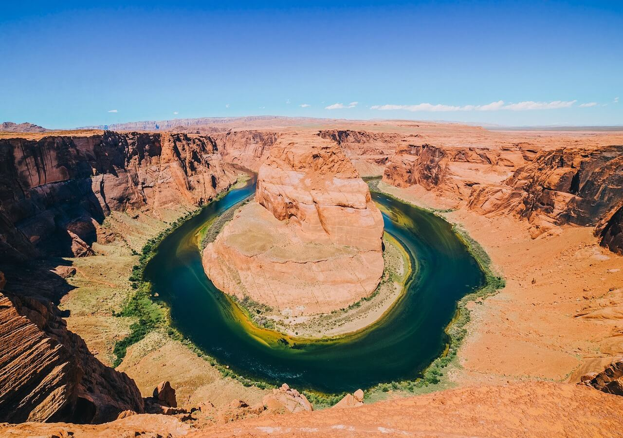 San Francisco - Grand Canyon South Rim - Lake Powell - Horseshoe Bend - Upper Antelope Canyon - Las