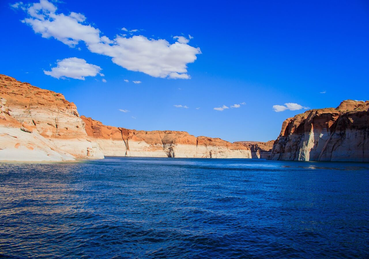Las Vegas - Upper Antelope Canyon - Zion National Park - Bryce Canyon - Lake Powell - 17-Miles Drive