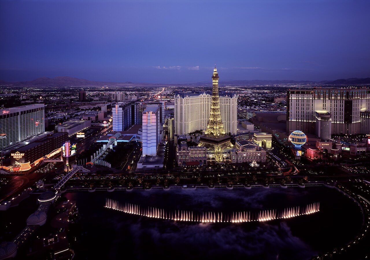 7 Days Los Angeles - Grand Canyon - Las Vegas Lesure Tour