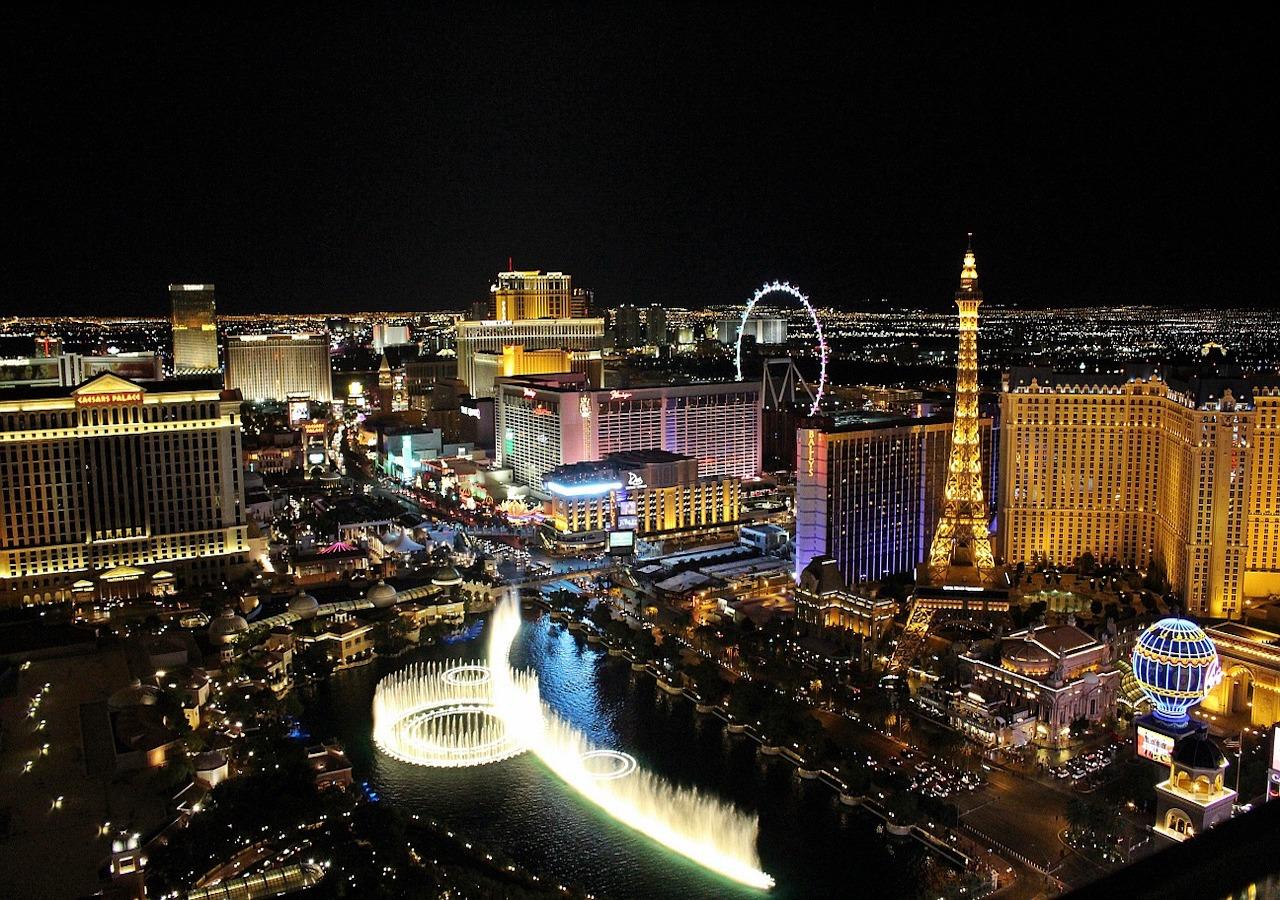 Los Angeles-Grand Canyon-Las Vegas 5 Days Tour