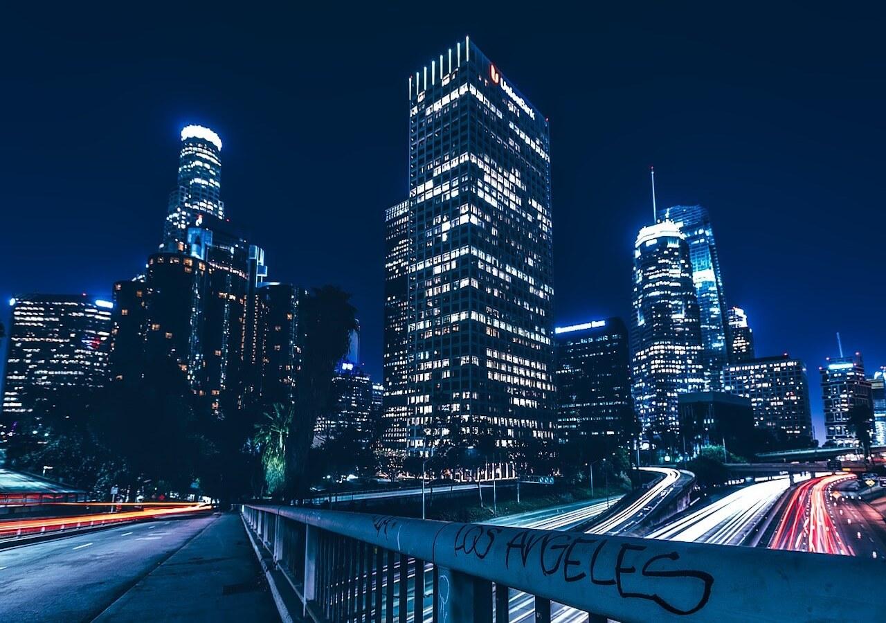 洛杉矶 - 西南巨环 - 东南双峡 - 羚羊彩穴 - 洛杉矶