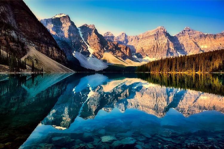 9 Days Rocky Mountains Economy Tour