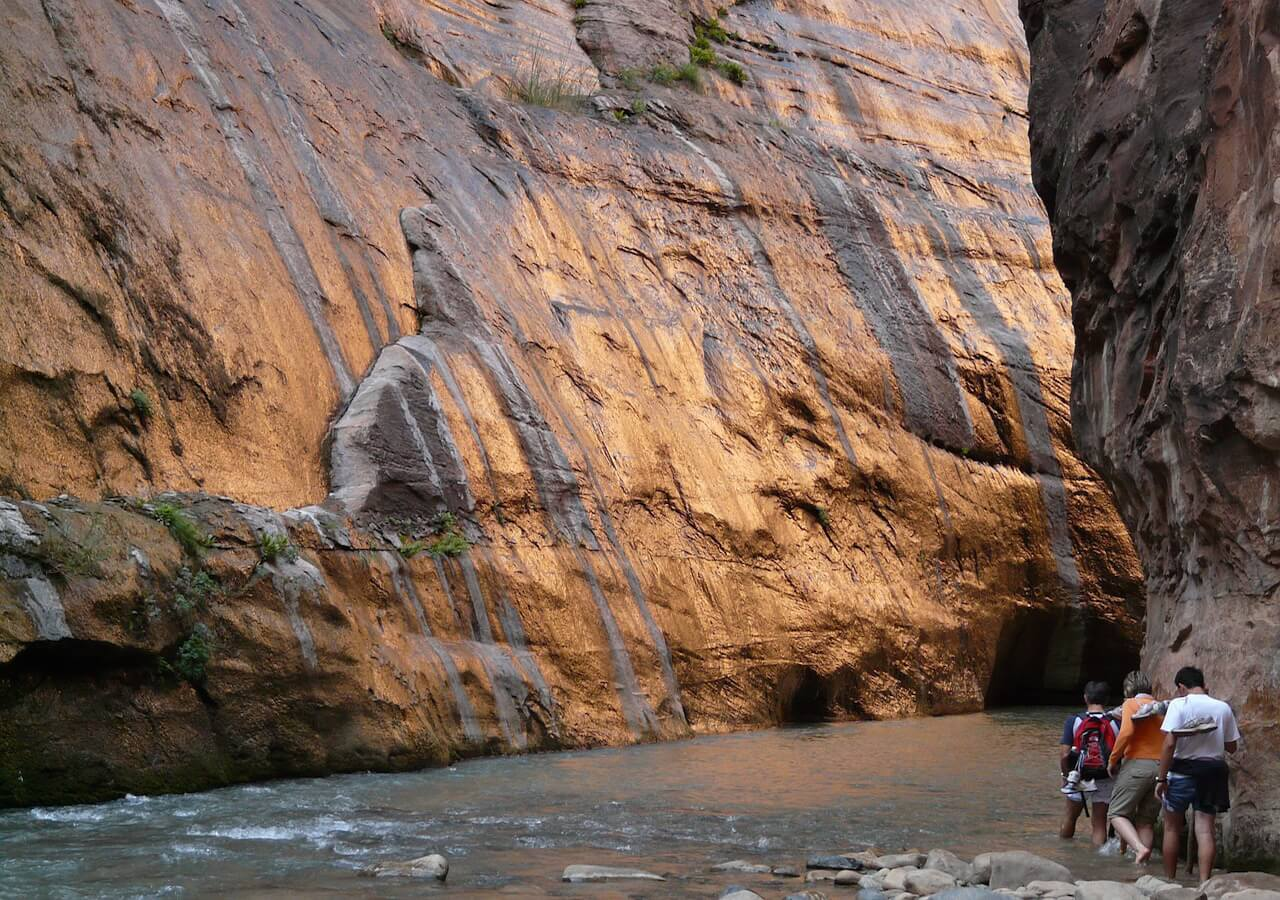 羚羊彩穴 - 布莱斯 / 锡安峡谷 - 包伟湖 - 拉斯维加斯