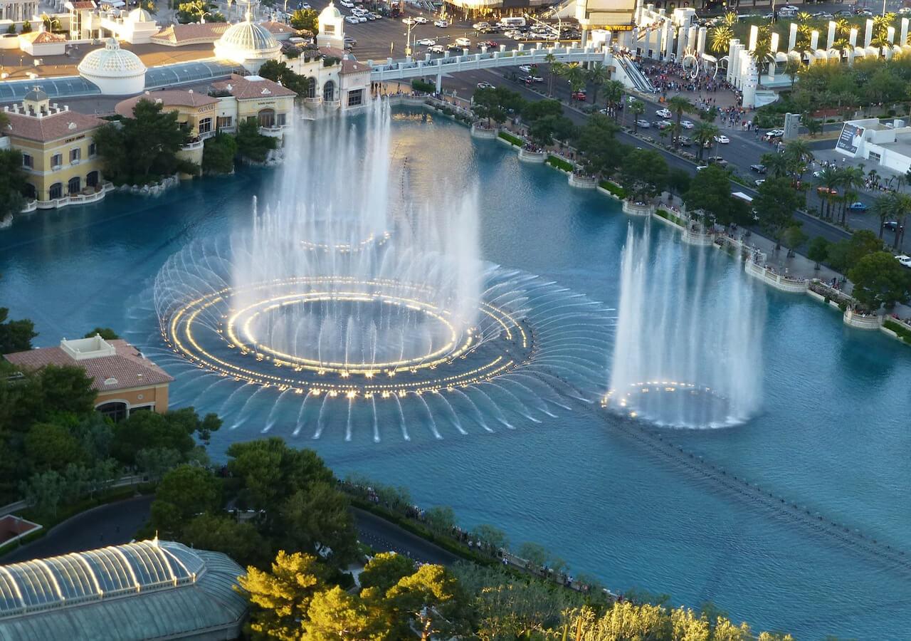 Los Angeles/Universal Studios/Sea World/Disneyland/San Diego/Las Vegas