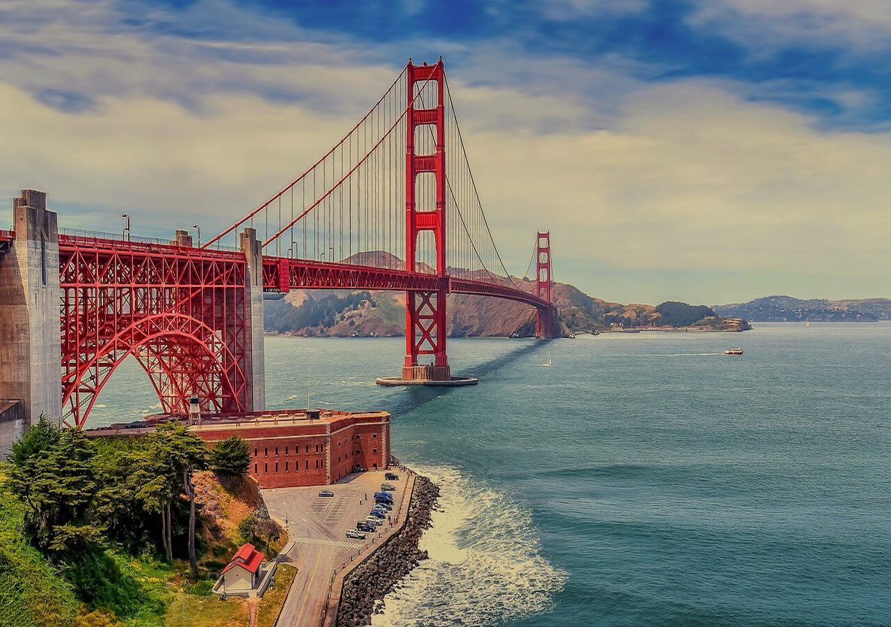 旧金山 - 洛杉矶 - 拉斯维加斯
