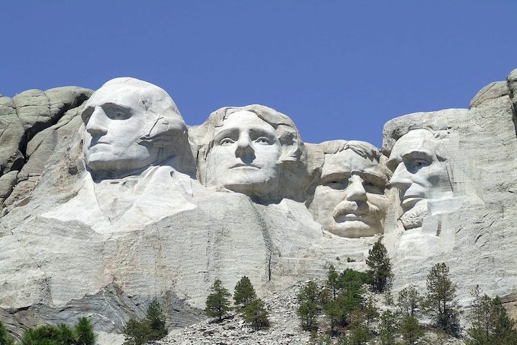 黄石-总统巨石-西峡谷