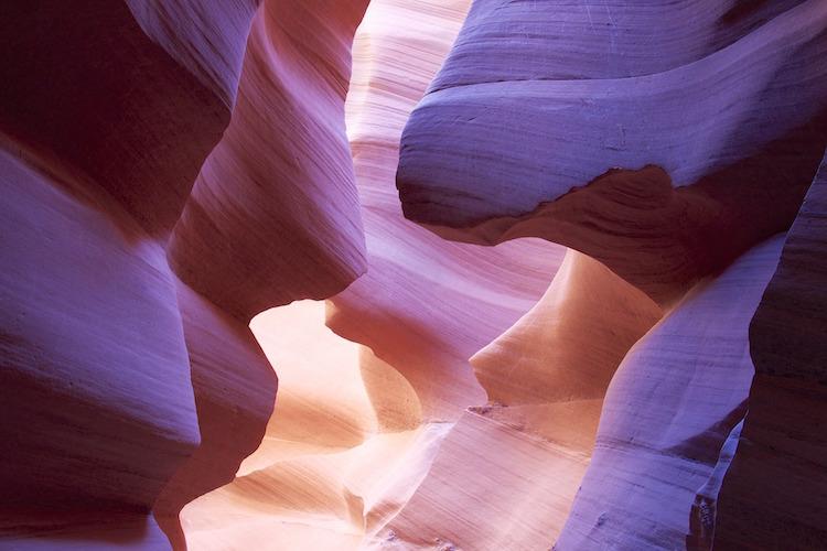黄石-羚羊彩穴-大峡谷