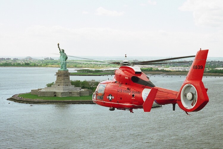 直升机纽约全景游