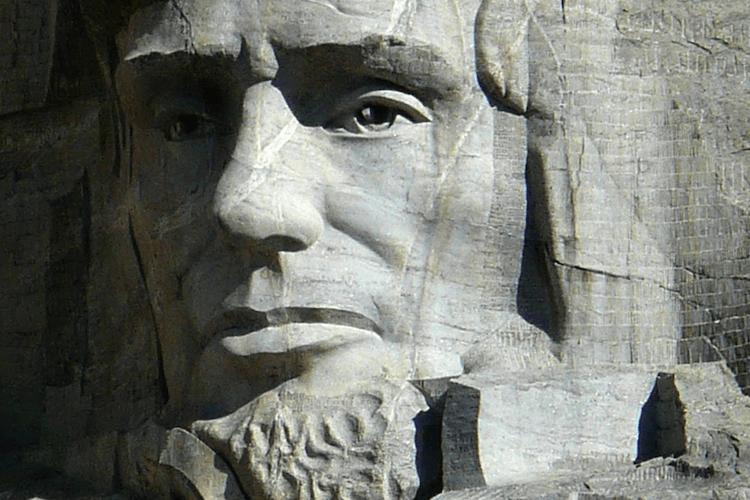 旅游线路:总统巨像 - 黄石公园