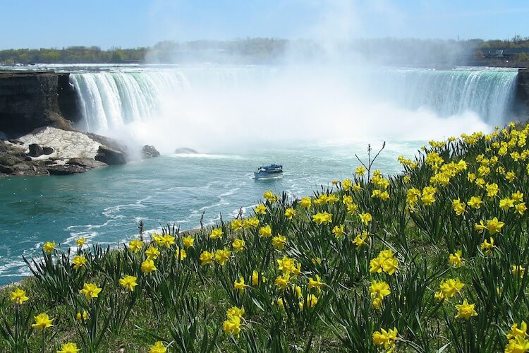 Visiting  New York city and other famous Canada cities! Feel the impact of the breathtaking Niagara