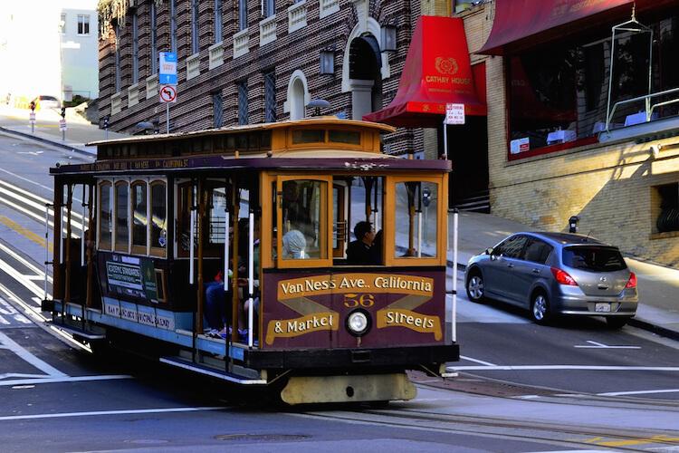 旧金山 优胜美地 大峡谷 拉斯维加斯