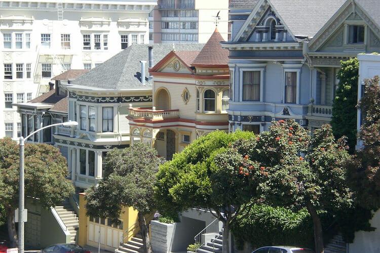 洛杉矶 - 圣塔莫尼卡 - 圣塔芭芭拉 - 丹麦村 - 旧金山 - 优胜美地国家公园 - 洛杉矶 - 墨西哥 - 南加主题项目 (八选一)
