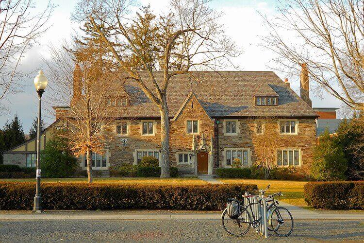 普林斯顿大学 - 华盛顿 - 国会深度游