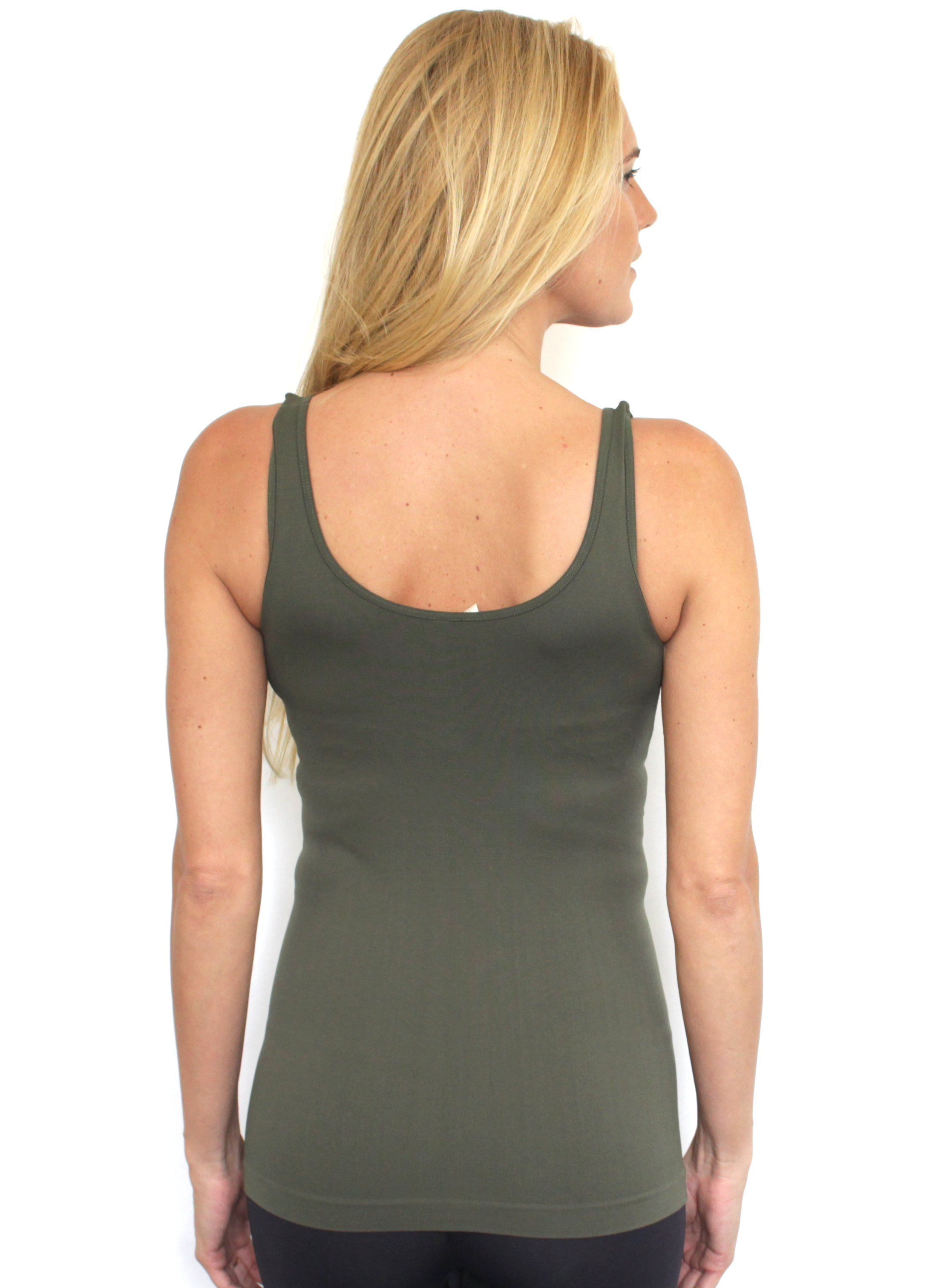 New-Anthropologie-By-Eloise-Seamless-Reversible-Soft-Layering-Tank-Top-Cami-24 thumbnail 14