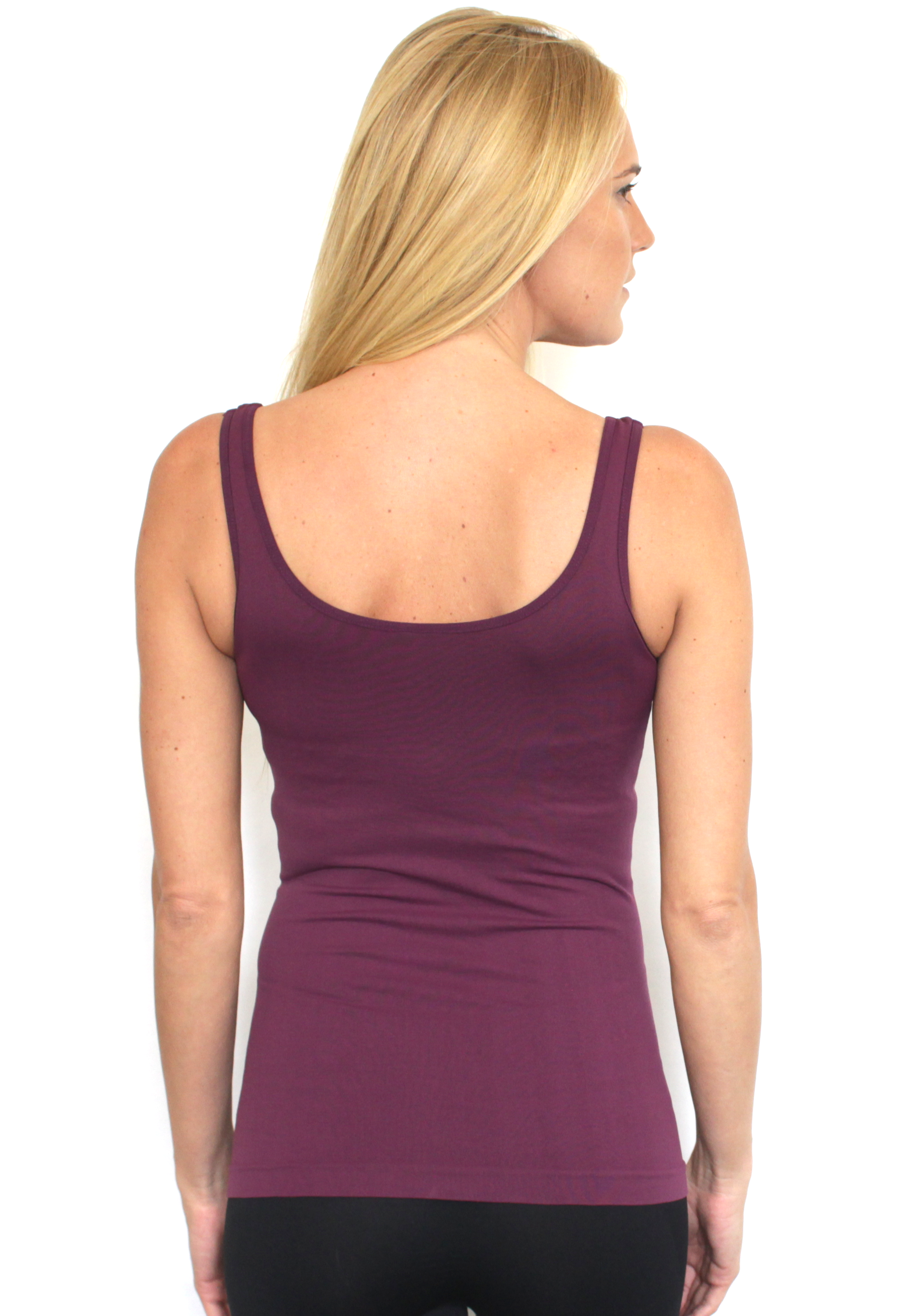 New-Anthropologie-By-Eloise-Seamless-Reversible-Soft-Layering-Tank-Top-Cami-24 thumbnail 9