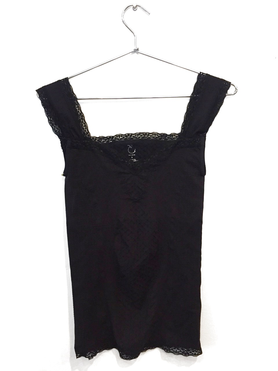 New-Anthropologie-Womens-Eloise-Laced-Seamless-Stretchy-V-Neck-Tank-Top-Cami-38 thumbnail 6
