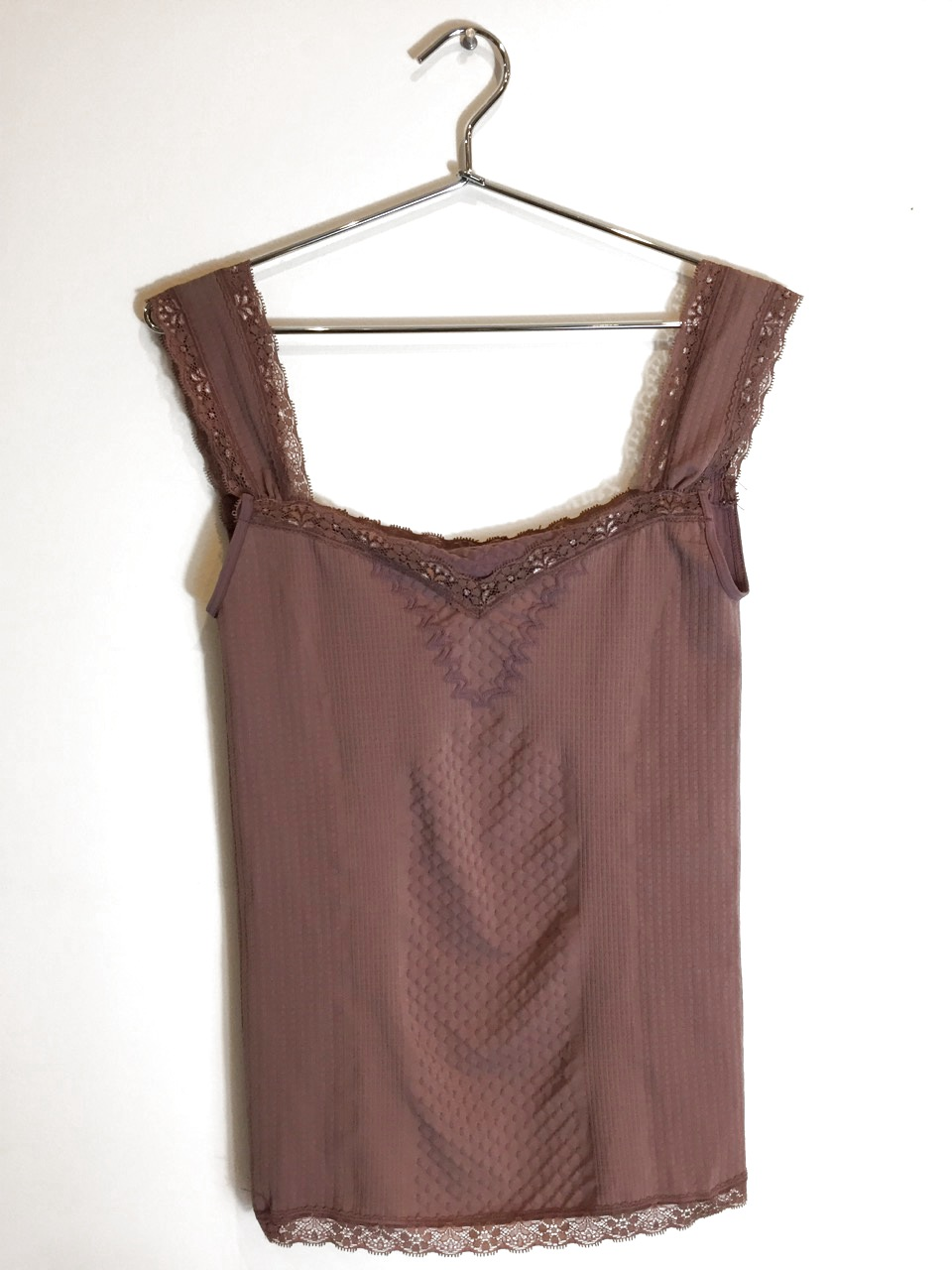 New-Anthropologie-Womens-Eloise-Laced-Seamless-Stretchy-V-Neck-Tank-Top-Cami-38 thumbnail 10