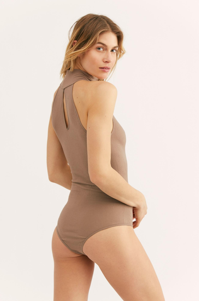 New-Free-People-Womens-Seamless-Turtleneck-Sleeveless-My-Way-Bodysuit-Xs-L-40 thumbnail 14